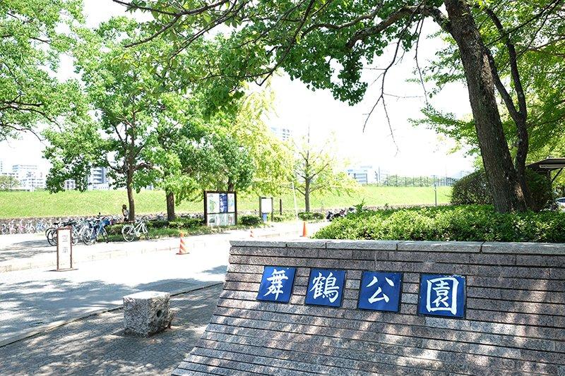 福岡城跡・舞鶴公園