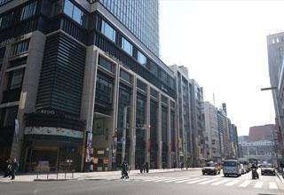 今も昔も東京の中心としてにぎわう中央区日本橋