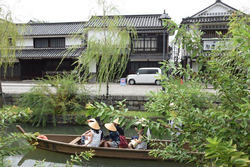 暮らしの利便性に恵まれ、歴史が薫る街並みが残る倉敷市