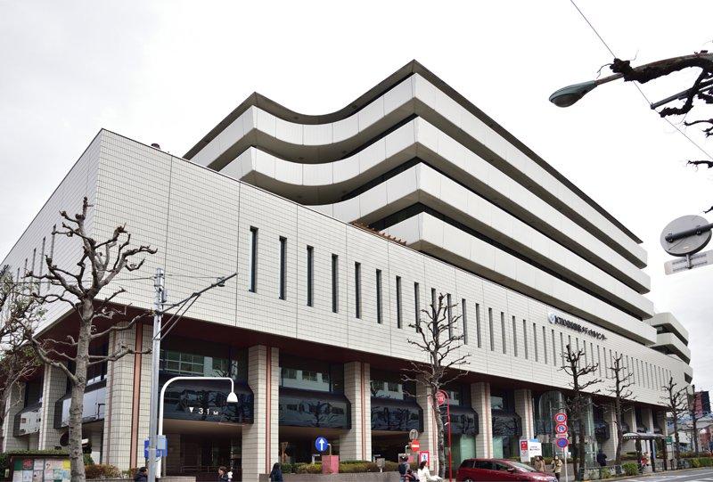 「東京新宿メディカルセンター(東京都新宿区津久戸町5-1)」の画像検索結果
