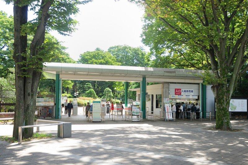 緑豊かな「神代植物公園」