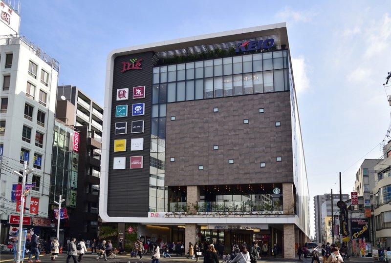 「調布」駅直結のショッピング施設「トリエ京王調布」も誕生