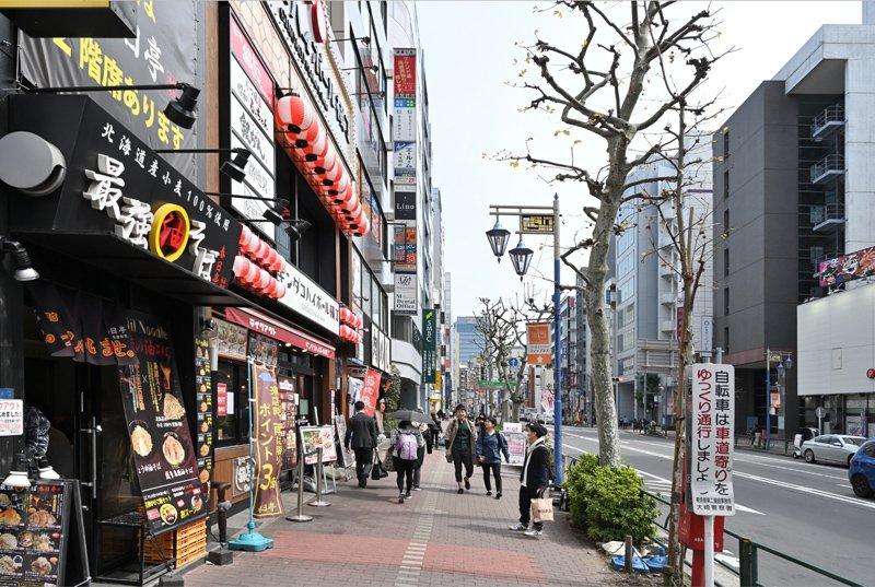 五反田駅前商店会
