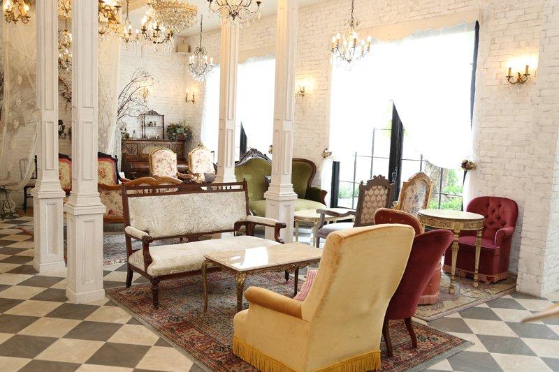 1階のカフェスペースは30席を用意