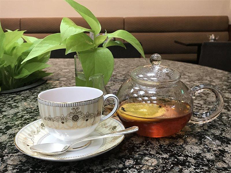 「おいしい紅茶の店」の認定も受けている