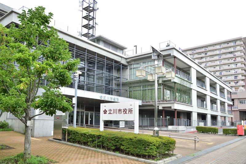東京都立川市の自治体情報