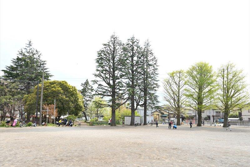 緑野青空子ども広場(ツリーガーデン)
