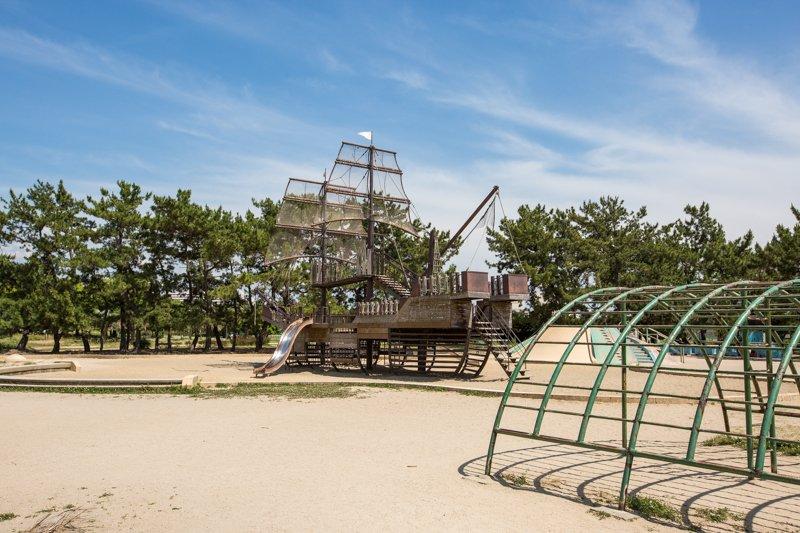 浜甲子園運動公園(鳴尾浜公園)