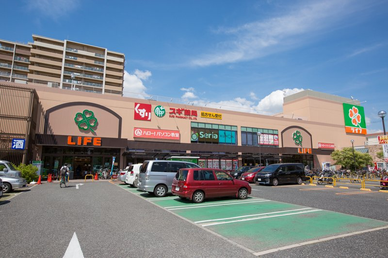 「ライフ 浜甲子園店」